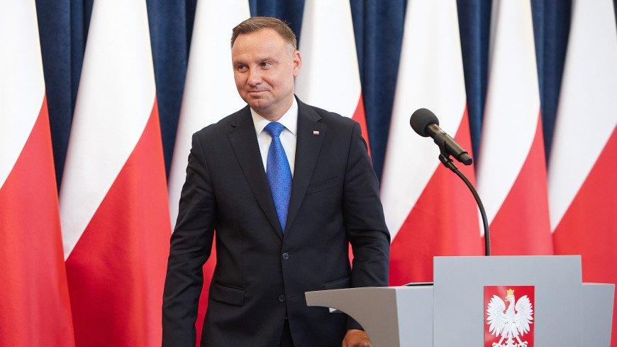 Анджей Дуда одержал победу во втором туре выборов президента Польши