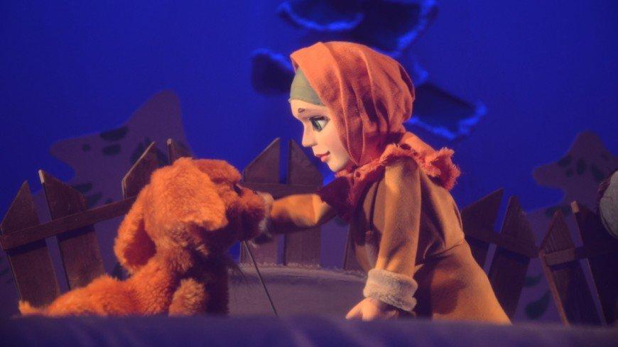 Любимая сказка о чудесах зимнего леса: трансляция спектакля «Морозко»