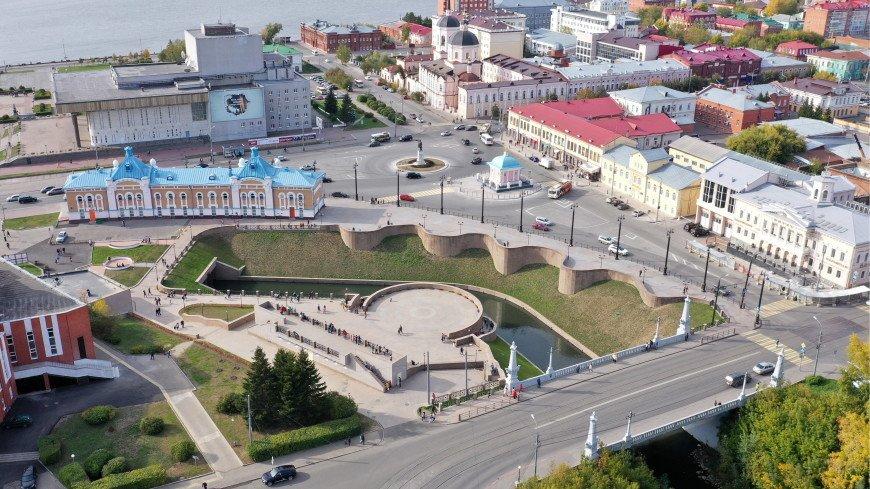 Города трудовой доблести: Томск – поставщик табака, продовольствия и зимней одежды