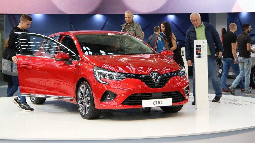 Названы самые продаваемые автомобили в Европе по итогам июня