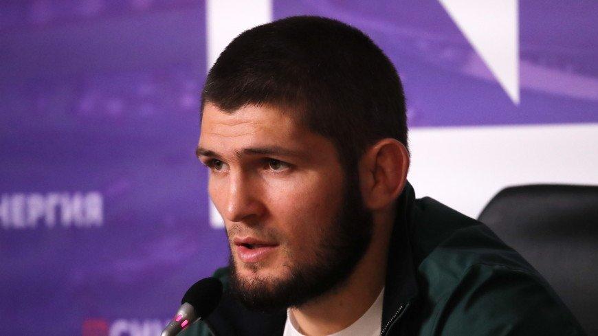 Нурмагомедов сообщил, что вернулся к тренировкам