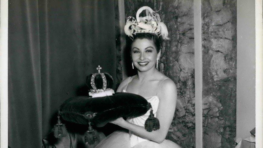 Умерла французская балерина Зизи Жанмер