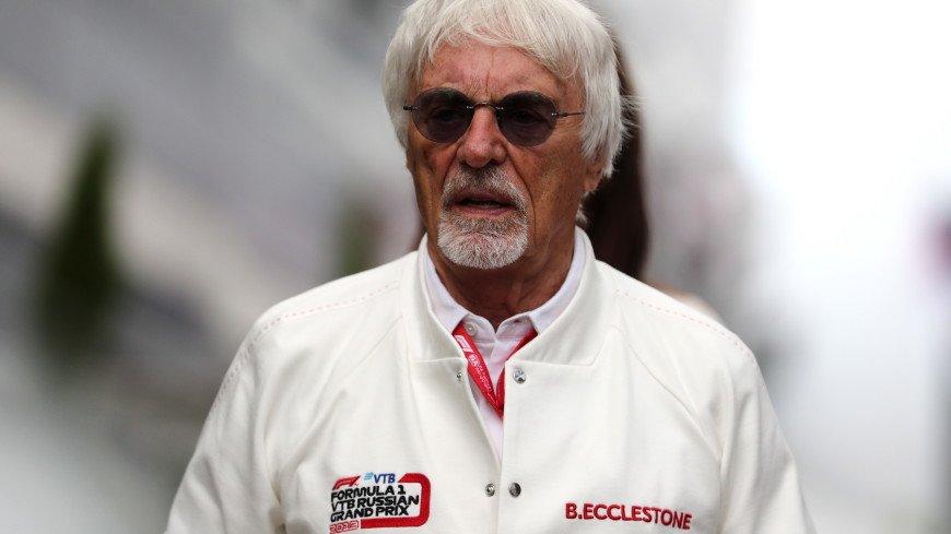 Отец-молодец: экс глава «Формулы-1» Берни Экклстоун в 89 лет стал папой