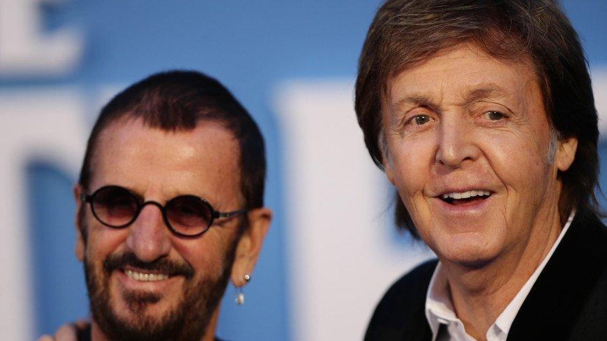 Пол Маккартни и Ринго Старр записали новую версию песни A Beautiful Night