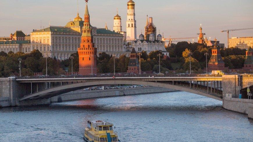 Капремонт Большого Каменного моста начался в Москве впервые за 82 года