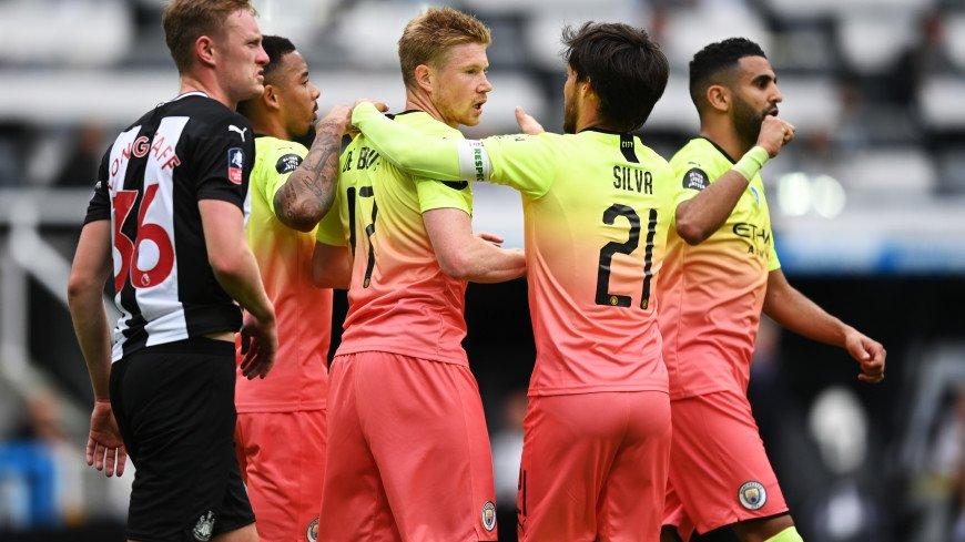 Спортивный суд отменил дисквалификацию «Манчестер Сити» в еврокубках