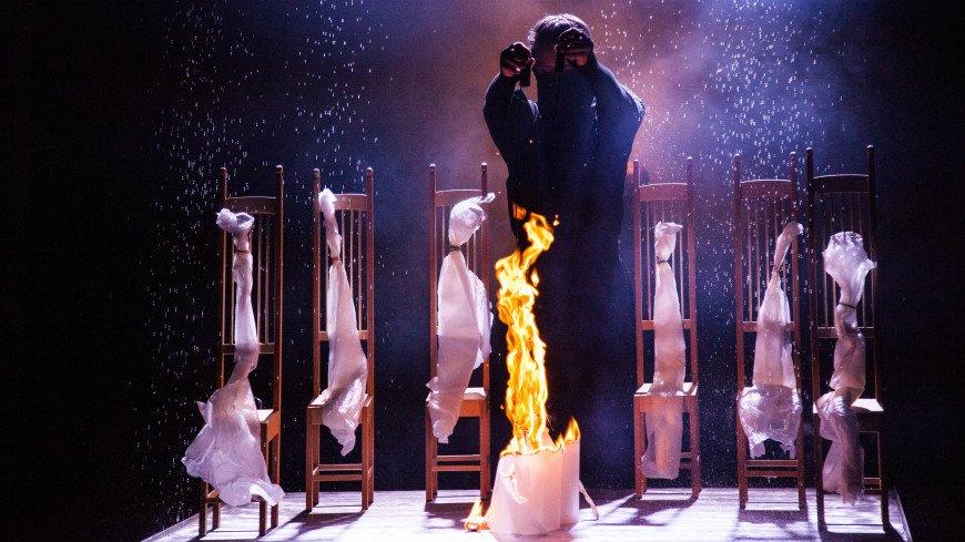 Бессмертная история о хитроумном идальго: трансляция спектакля «Дон Кихот»