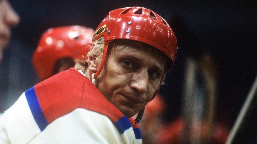 Умер олимпийский чемпион по хоккею Александр Гусев
