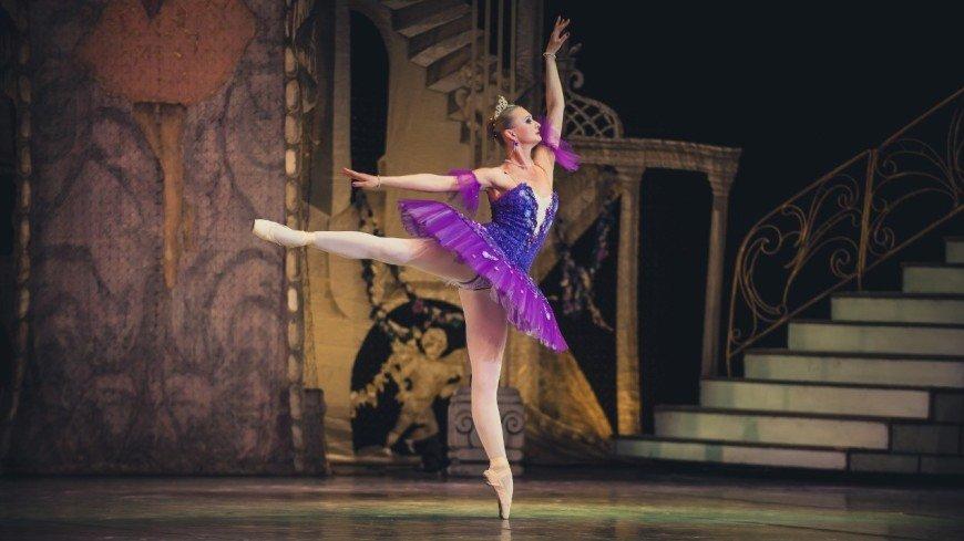 Праздник балета в авторской постановке: трансляция спектакля «Спящая красавица»