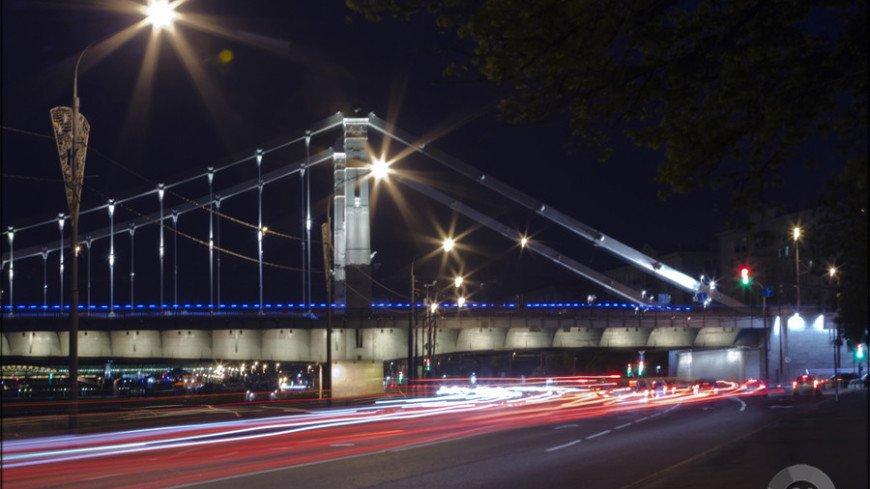 "© Фото: ""Татьяна Константинова, «Мир 24»"":http://mir24.tv/, ночь, мост"