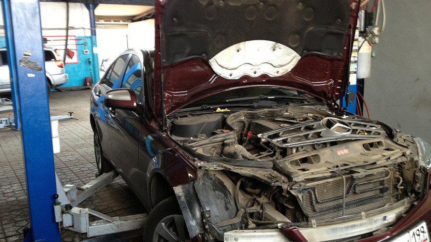 В России запретят использовать старые запчасти при ремонте авто