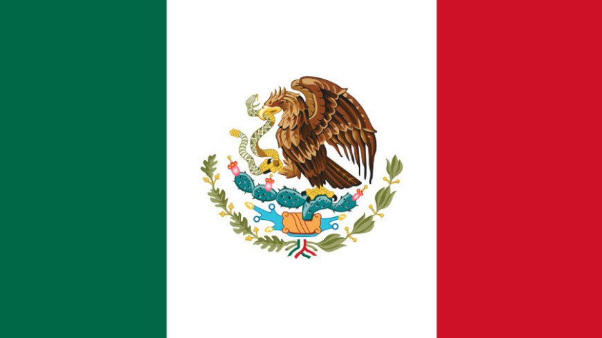 Флаг Мексики, мексика, флаг мексики