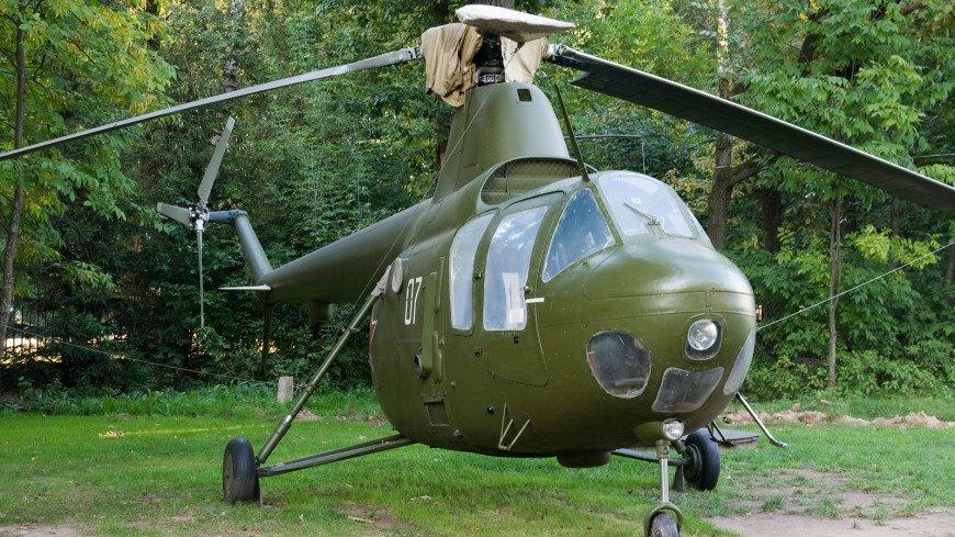 Пропавший с постамента в Хабаровске Ми-1 вернут на место