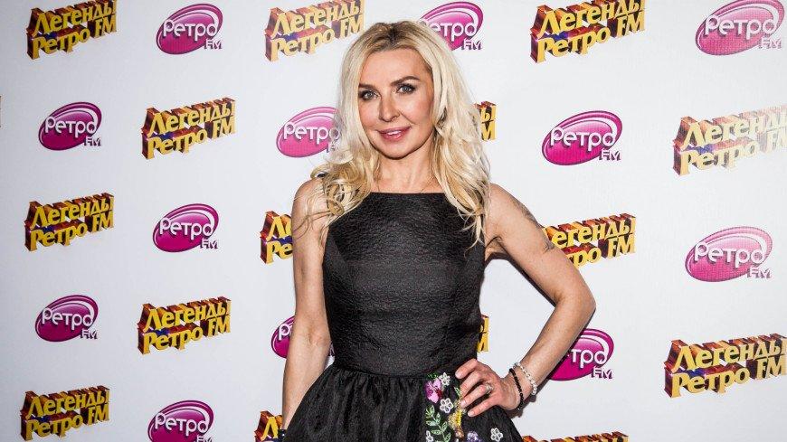 Татьяна Овсиенко выступила на Международном фестивале Легенды Ретро FM