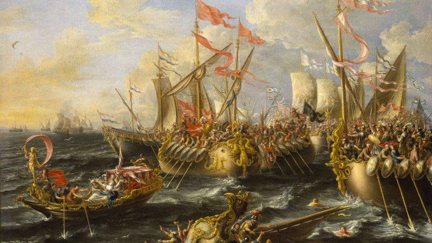 Тайну «мертвой воды», погубившей корабли Клеопатры, раскрыли французские ученые