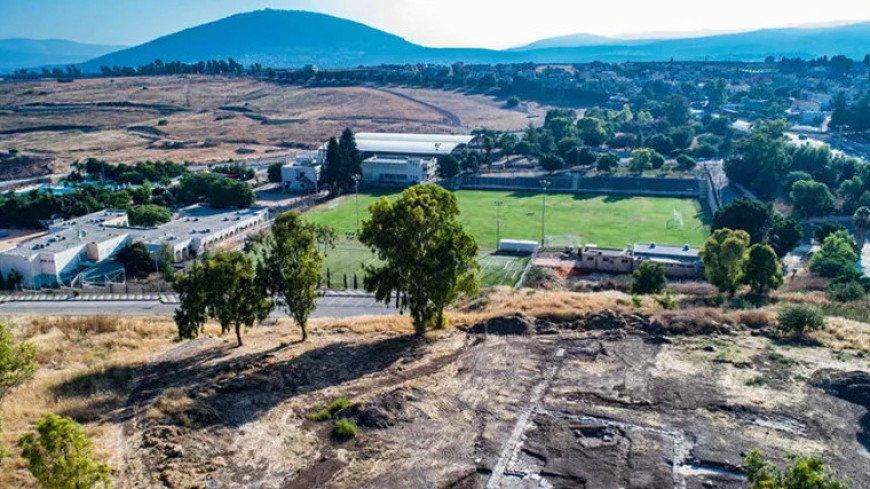 В Израиле случайно обнаружили древнюю христианскую церковь
