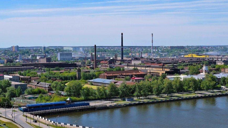 Город трудовой доблести Ижевск: главнейший арсенал Родины