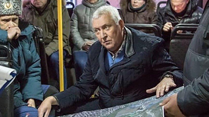 Мэр Анапы Юрий Поляков, возглавлявший курорт с 2017 года, ушел в отставку