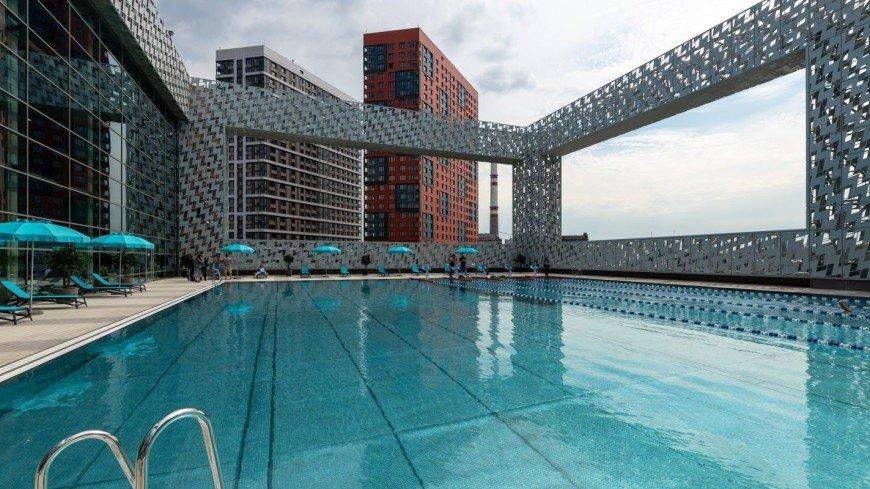 В Москве открыли спортивный комплекс «Акватория «ЗИЛ»