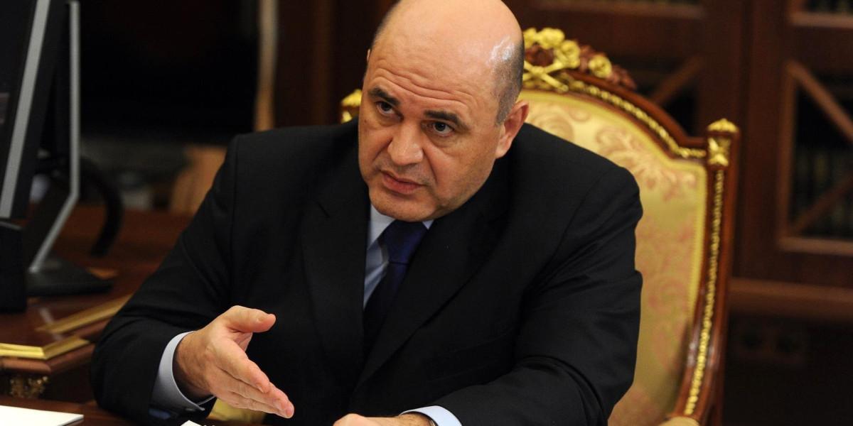 Мишустин представит Путину план по восстановлению экономики