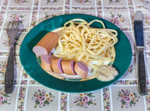 Американские ученые выяснили, как правильно ломать спагетти