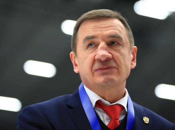 Сборную России по хоккею возглавил Валерий Брагин