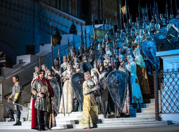 Древнерусский эпос: трансляция оперы «Князь Игорь»