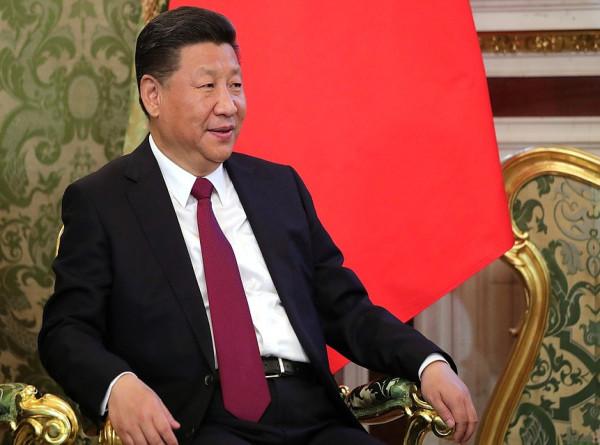 Председатель КНР предложил Германии совместно реагировать на глобальные вызовы