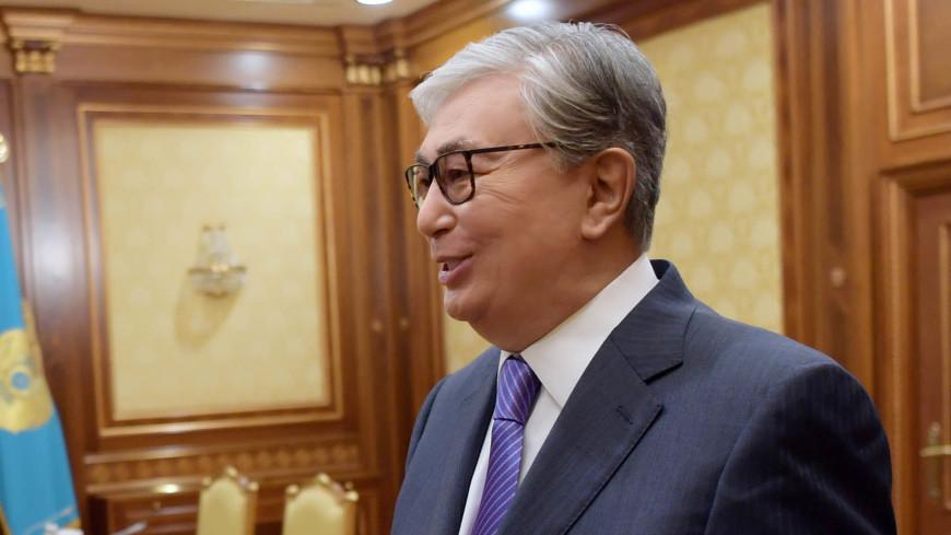 Токаев одним из первых проголосовал на выборах президента