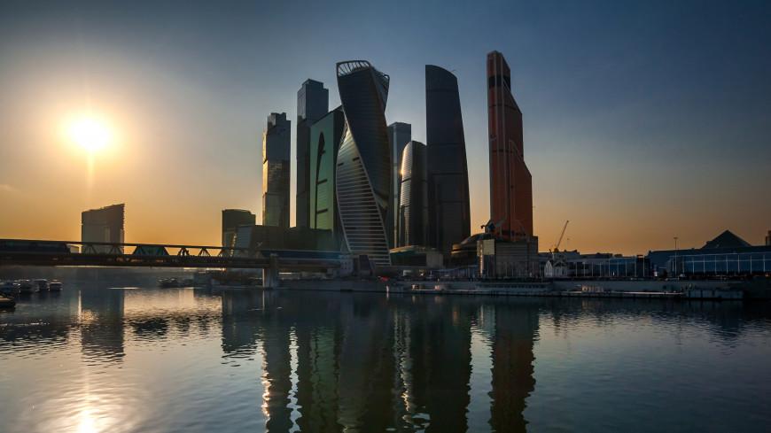 Деловая активность в Москве вернулась к докризисному уровню