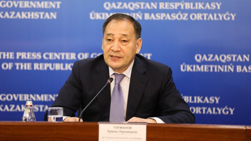 Вице-премьер Казахстана Тугжанов заболел коронавирусом