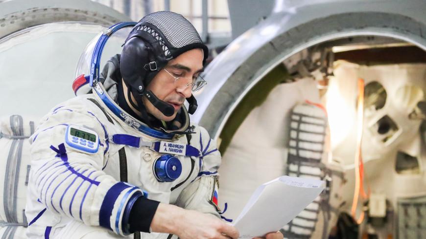 Космонавт Иванишин с орбиты проголосует за поправки в Конституцию