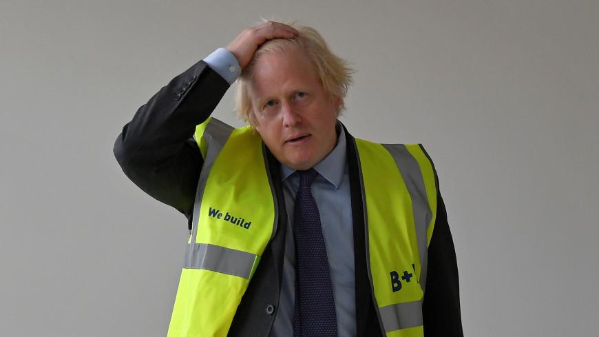 Борис Джонсон посетовал на то, что англичане слишком тучные
