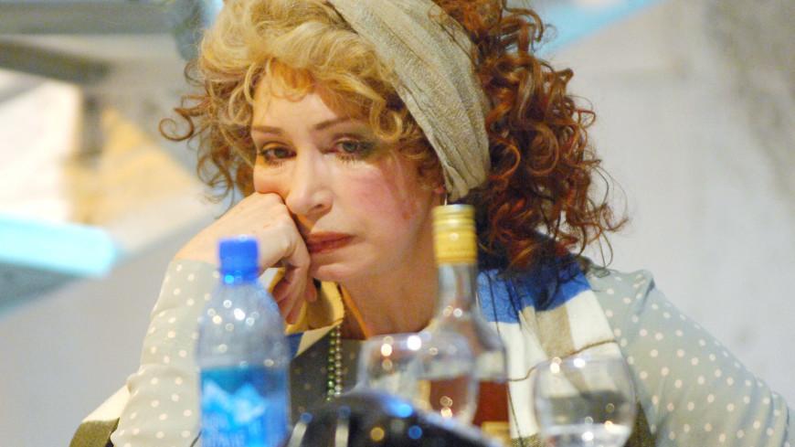 У актрисы Татьяны Васильевой обнаружили коронавирус