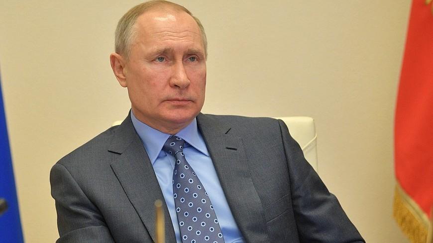 Путин дал правительству право вводить режим ЧС
