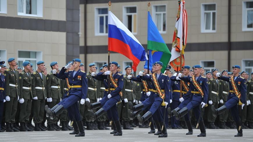 Крылатая пехота: Семь фактов о Рязанском воздушно-десантном училище
