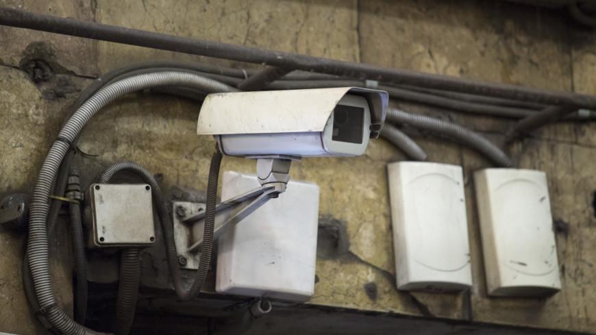 Камера видеонаблюдения,видеокамера, камера, виде, видеонаблюдение, съемка, видеофиксация, метро, метрополитен,
