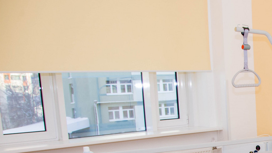 """Фото: Дмитрий Белицкий (МТРК «Мир») """"«Мир 24»"""":http://mir24.tv/, палата, больница, врач, врачи, обследование, доктор, лаборатория, медицина, медицинская помощь, болезнь, кабинет, кабинет врача"""