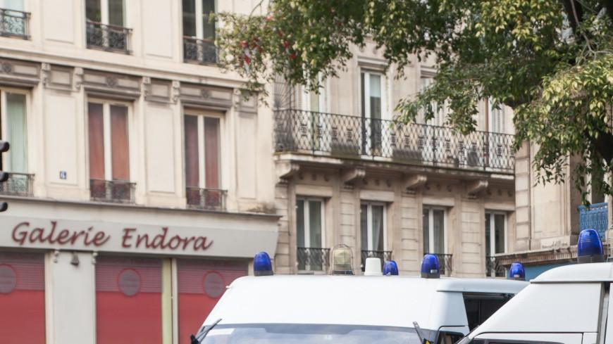 Памятная акция в Париже переросла в массовые беспорядки