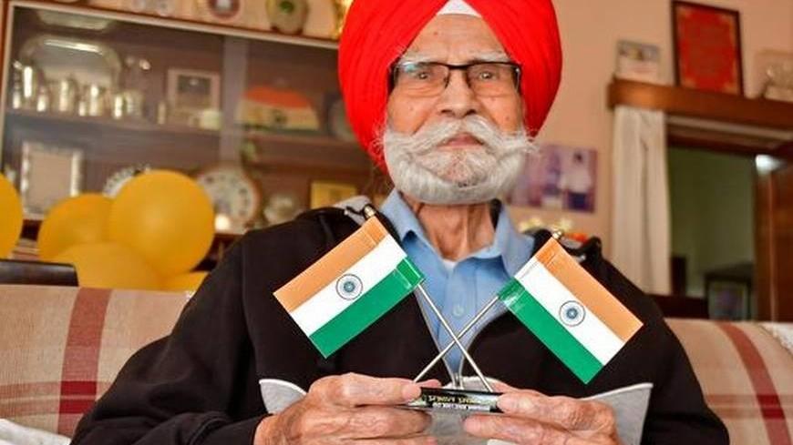 В Индии на 96-м году жизни скончался олимпийский чемпион Балбир Сингх