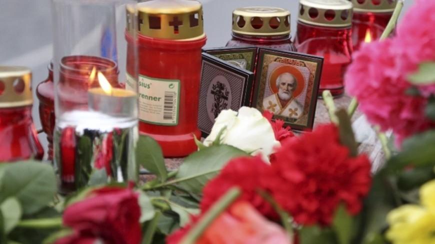 """Фото: Татьяна Константинова, """"«Мир 24»"""":http://mir24.tv/, траур"""