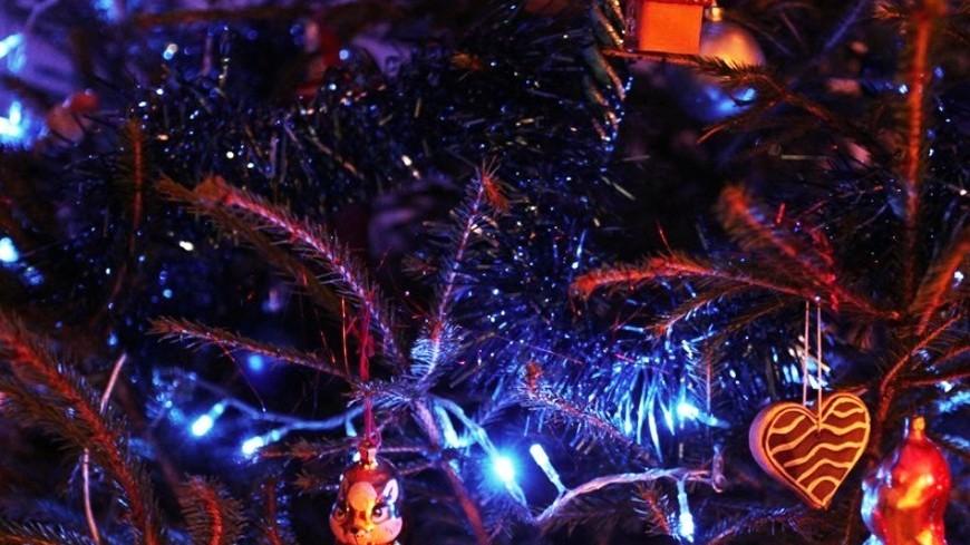 """Фото: Елизавета Шагалова, """"«МИР 24»"""":http://mir24.tv/, елочные игрушки, елка, новый год"""