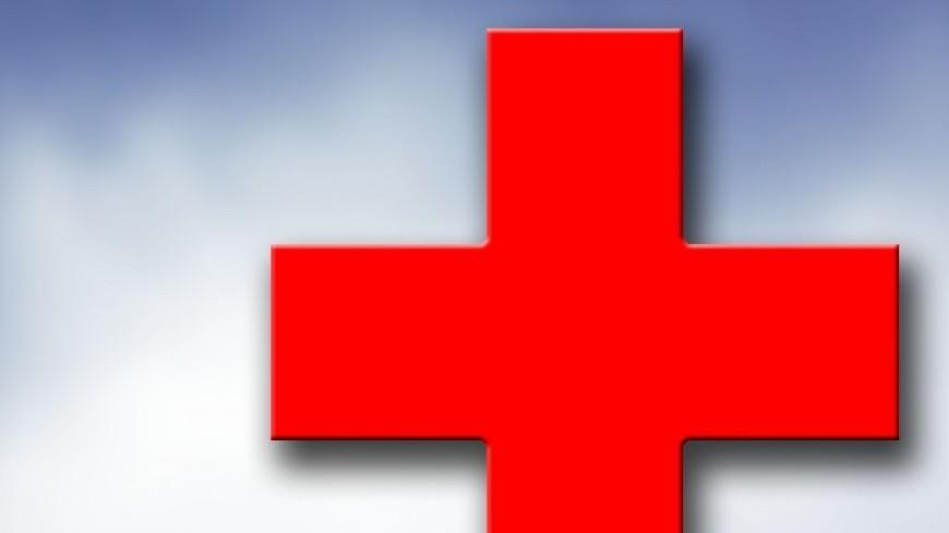 """Фото: Елена Андреева, """"«Мир 24»"""":http://mir24.tv/, красный крест"""