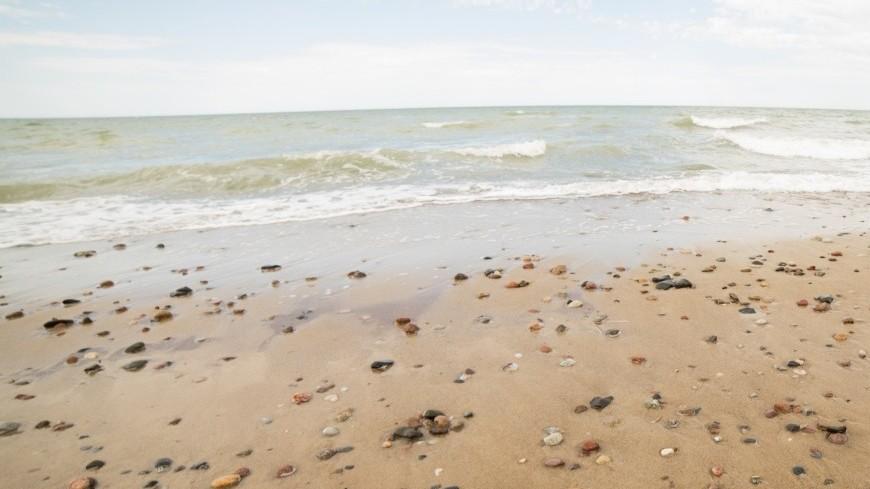 Зеленоградск, Море, Пляж