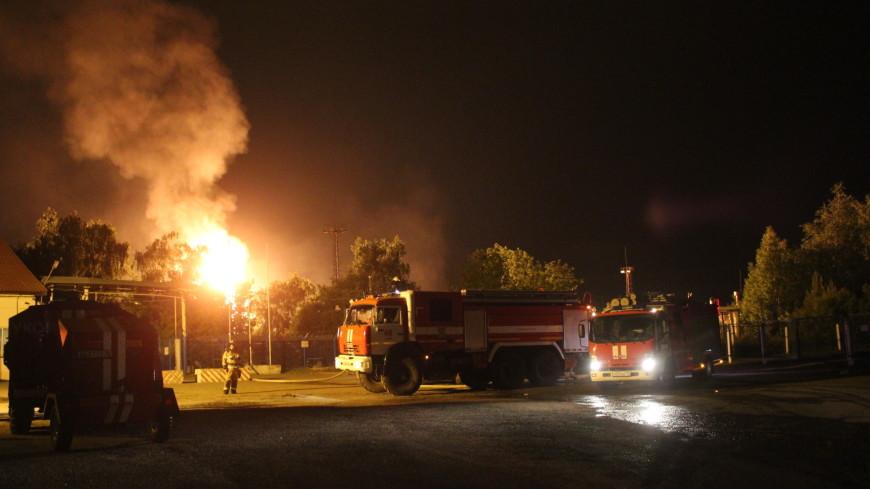 Взрыв на газораспределительной станции в Казани произошел в операторной