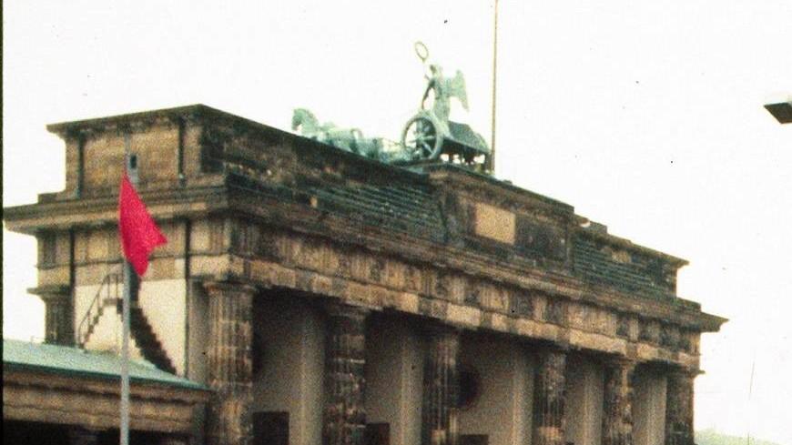 Десять главных цитат о падении Берлинской стены
