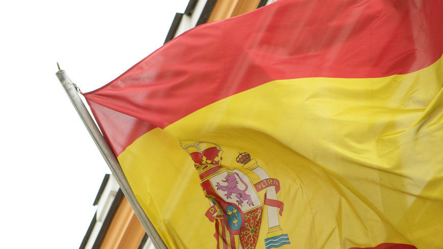"Фото: Алан Кациев, ""«Мир24»"":http://mir24.tv/, флаг испании"
