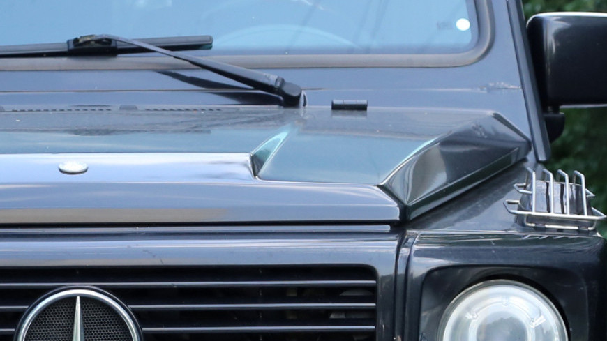 """Фото: Максим Кулачков (МТРК «Мир») """"«Мир 24»"""":http://mir24.tv/, гелендваген, mercedes, мерседес, gelandewagen, гелик, авто, автомобиль"""