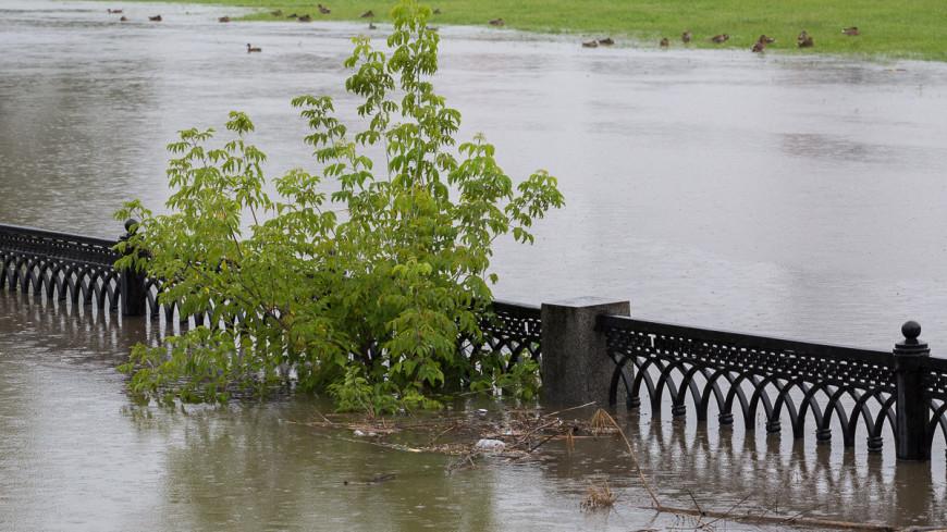 Украина просит НАТО и ЕС помочь в ликвидации последствий наводнения