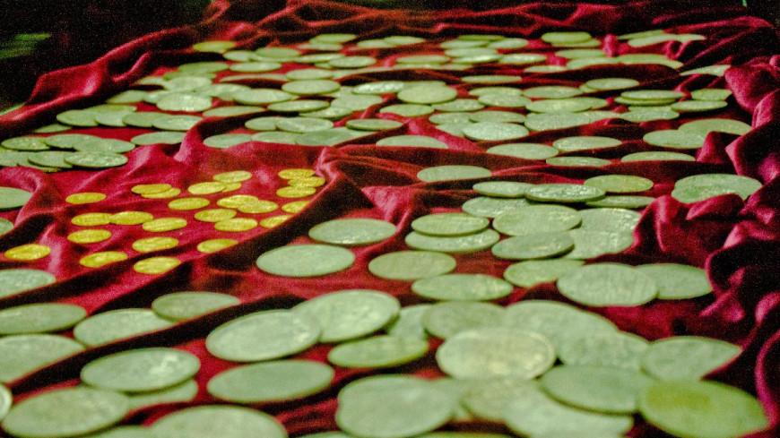 В московской Коммунарке найдены монеты времен Золотой Орды